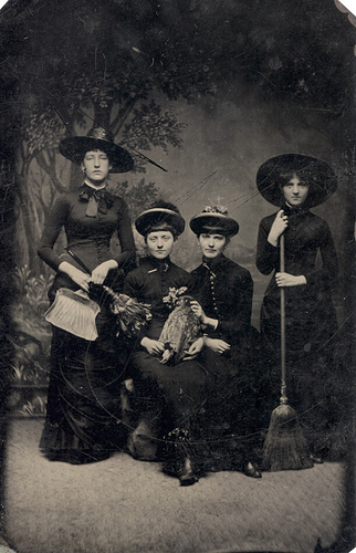 Witches in 1875
