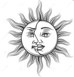 what does the sun and moon symbolize