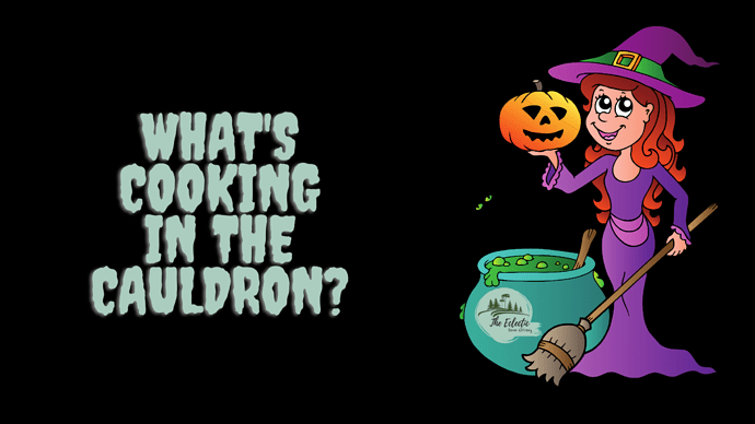 what's cooking in the cauldron_