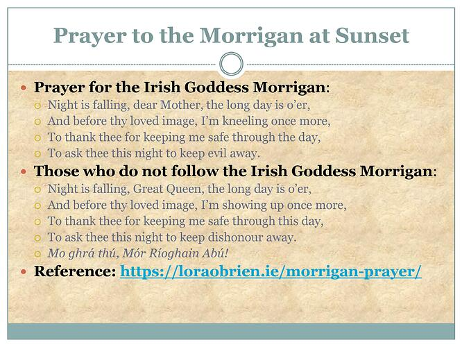 Prayer to the Morrigan at Sunset-page-001
