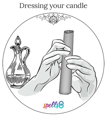 Dressing-your-candle-spells8
