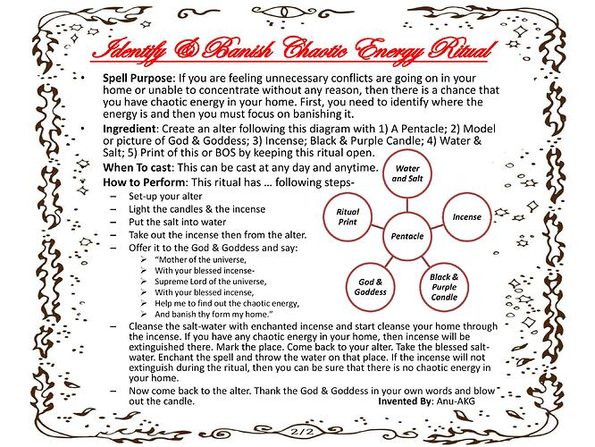 Identify & Banish Chaotic Energy-page-001