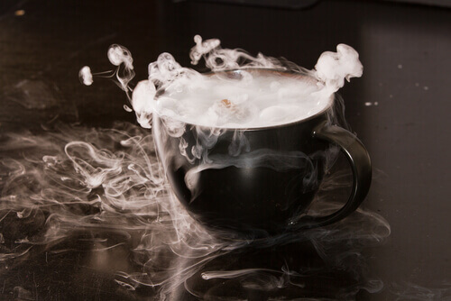 coffee magic potion