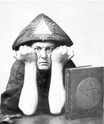 What did aleister crowley believe