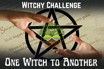 Witchy Challenge One Witch to Another