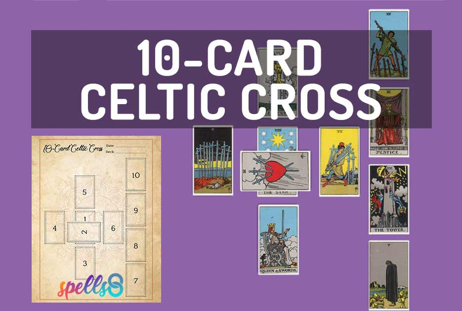 Celtic Cross Tarot Positions