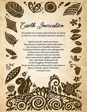 Earth-Invocation-Wiccan-Prayer
