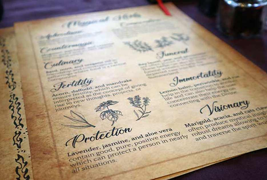 Green-Witch-Printable-Grimoire-Pages
