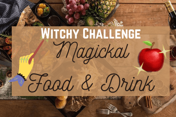 Witchy Challenge Food and Drink