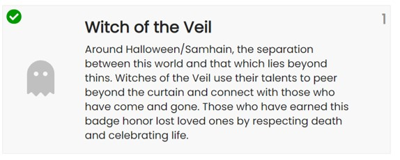 witch of the veil