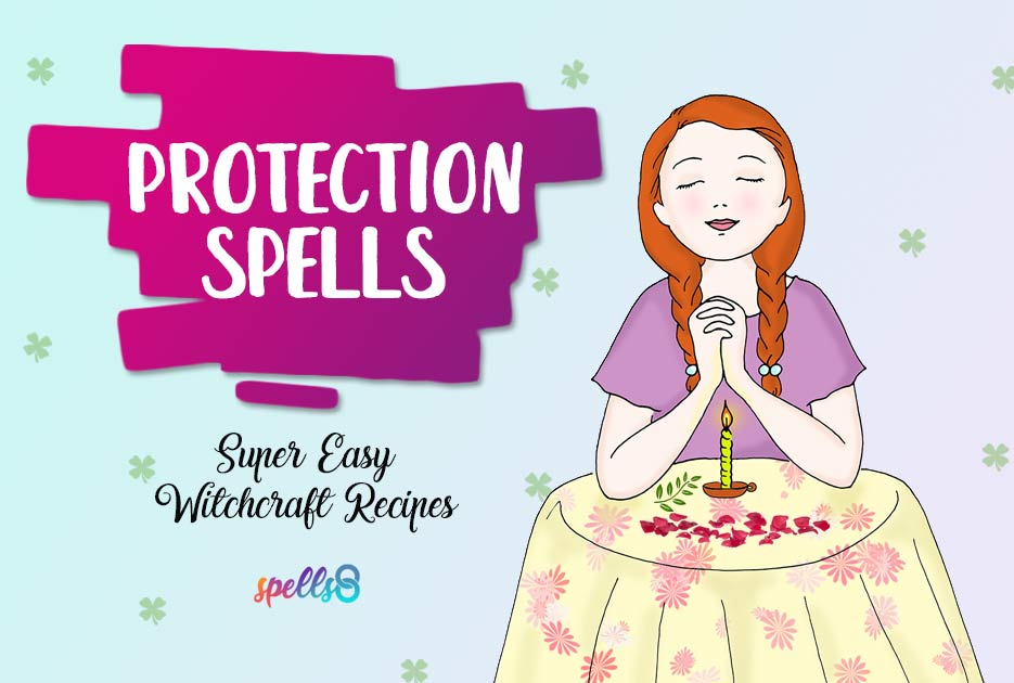 Protection-Spells-with-Candles-Witchcraft
