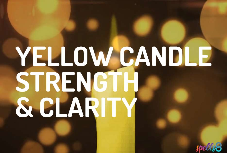 Yellow-Candle-Spells-Rituals