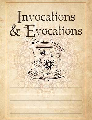 Invocations-Evocations-Book-of-Shadows