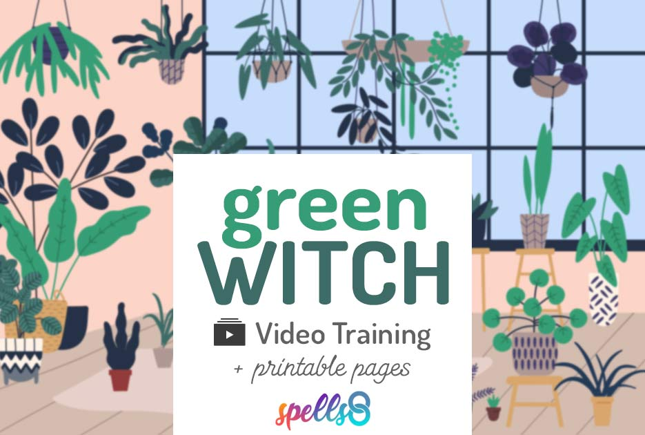 Green-Witch-Course-Herbal-Witchcraft