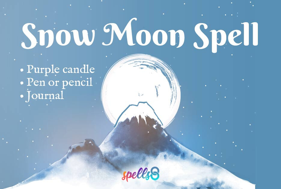 Snow-Moon-Spell-Wicca