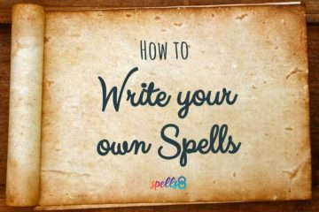 Writing-your-own-spells-Wicca-360x240