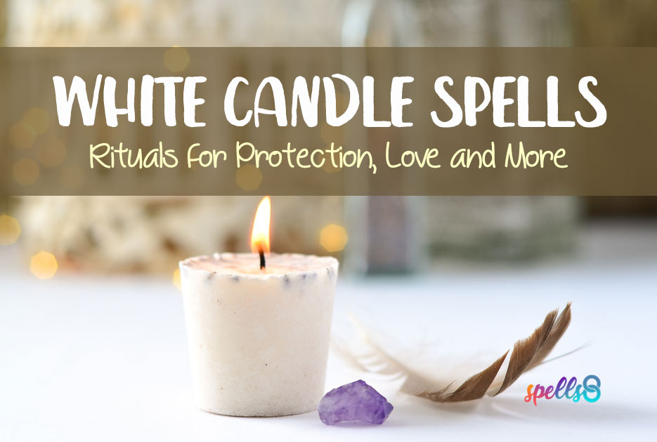 White-Candle-Spells