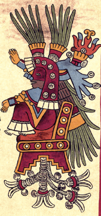 Chantico_in_Codex_Borbonicus